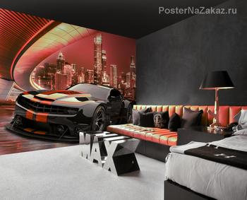 Фотообои Chevrolet Camaro