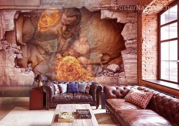 Фотообои на стену Сказочный лес