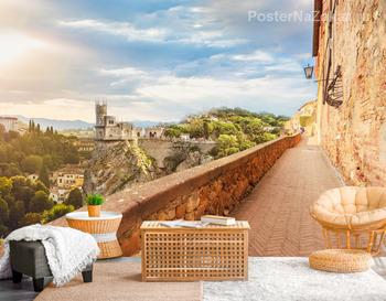 Фотообои Замок Ласточкино гнездо