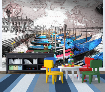 Фотообои Венецианский канал