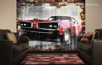 Фотообои Dodge 440.