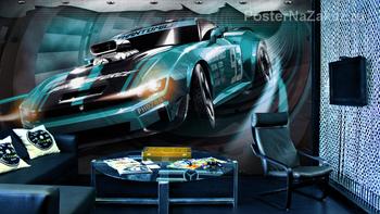 Фотообои Muscle car