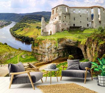 Фотообои Замок в Яновце